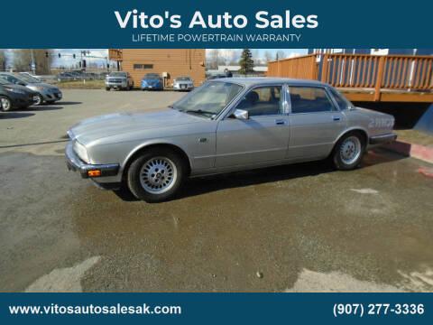 1990 Jaguar XJ-Series for sale at Vito's Auto Sales in Anchorage AK