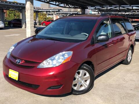 2009 Toyota Sienna for sale at CITY MOTOR SALES in San Francisco CA