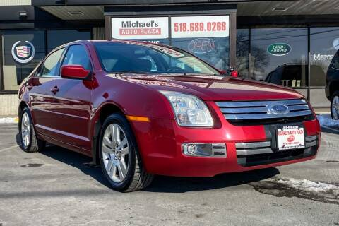 2006 Ford Fusion for sale at Michaels Auto Plaza in East Greenbush NY