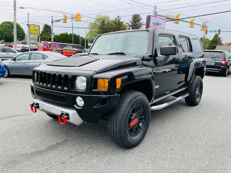 2008 HUMMER H3 for sale at LotOfAutos in Allentown PA