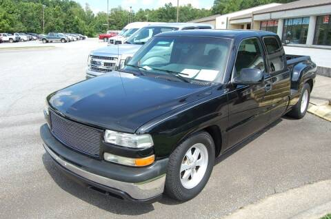 1999 Chevrolet Silverado 1500 for sale at Modern Motors - Thomasville INC in Thomasville NC