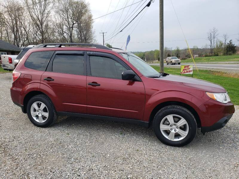 2013 Subaru Forester for sale at 220 Auto Sales in Rocky Mount VA
