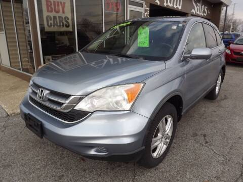 2010 Honda CR-V for sale at Arko Auto Sales in Eastlake OH