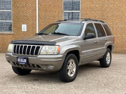 1999 Jeep Grand Cherokee for sale at Auto Start in Oklahoma City OK