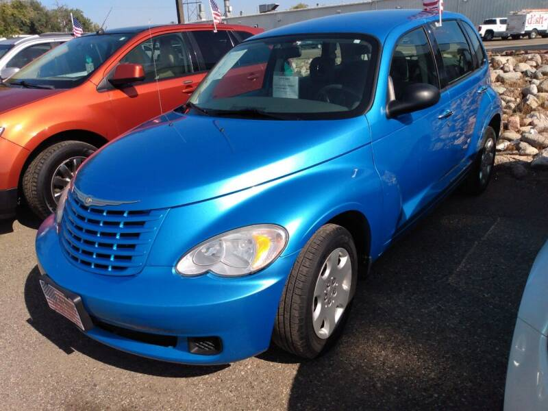 2009 Chrysler PT Cruiser for sale at L & J Motors in Mandan ND