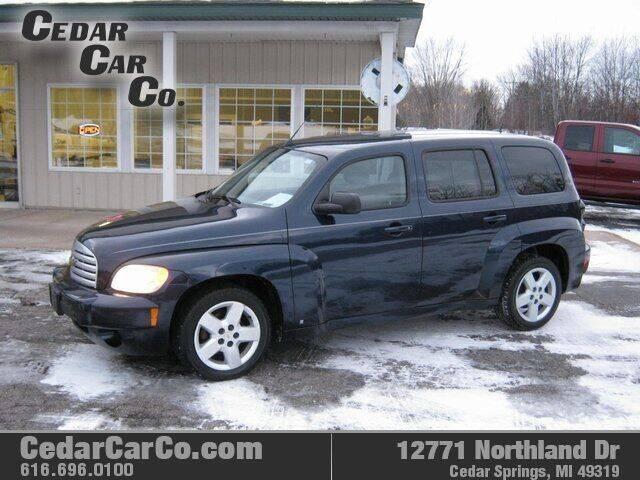 2008 Chevrolet HHR for sale at Cedar Car Co in Cedar Springs MI