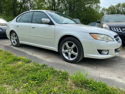 2009 Subaru Legacy for sale at D & M Auto Sales & Repairs INC in Kerhonkson NY