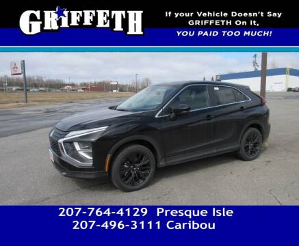 2022 Mitsubishi Eclipse Cross for sale at Griffeth Mitsubishi in Caribou ME
