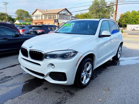 2015 BMW X5 for sale at Dijie Auto Sale and Service Co. in Johnston RI