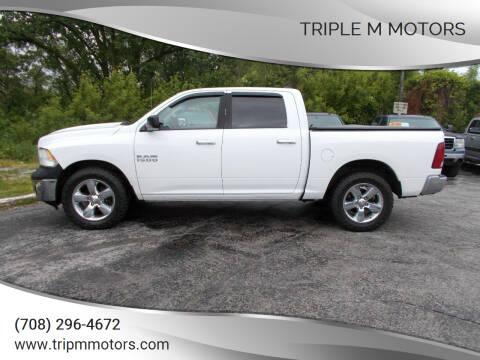 2014 RAM Ram Pickup 1500 for sale at Triple M Motors in Saint John IN