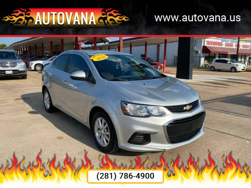 2020 Chevrolet Sonic for sale at AutoVana in Humble TX