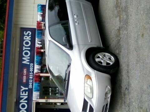 2006 Dodge Grand Caravan for sale at Rooney Motors in Pawling NY