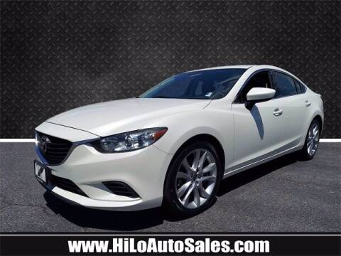 2016 Mazda MAZDA6 for sale at Hi-Lo Auto Sales in Frederick MD