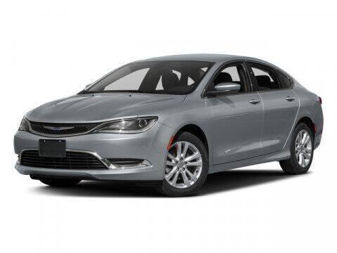 2016 Chrysler 200 for sale at Stephen Wade Pre-Owned Supercenter in Saint George UT