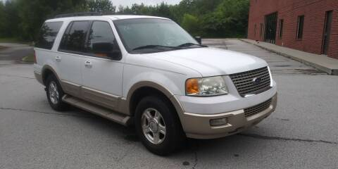 2006 Ford Expedition for sale at Georgia Fine Motors Inc. in Buford GA
