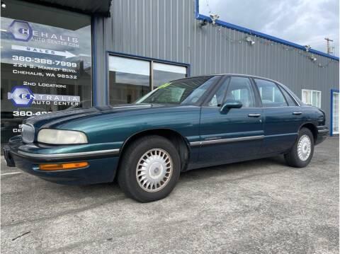 1997 Buick LeSabre for sale at Chehalis Auto Center in Chehalis WA