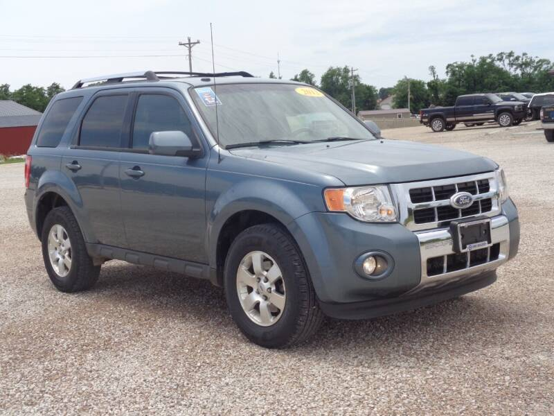 2012 Ford Escape for sale at Burkholder Truck Sales LLC (Versailles) in Versailles MO