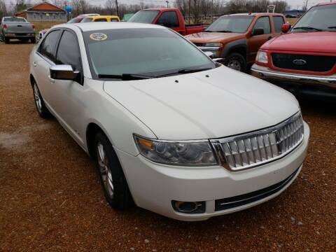 2008 Lincoln MKZ for sale at Scarletts Cars in Camden TN