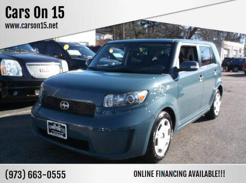 2010 Scion xB for sale at Cars On 15 in Lake Hopatcong NJ