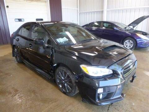2015 Subaru WRX for sale at East Coast Auto Source Inc. in Bedford VA