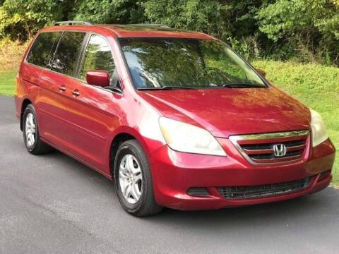 2005 Honda Odyssey for sale at Two Brothers Auto Sales in Loganville GA