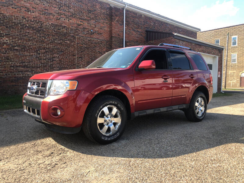 2012 Ford Escape for sale at Jim's Hometown Auto Sales LLC in Byesville OH