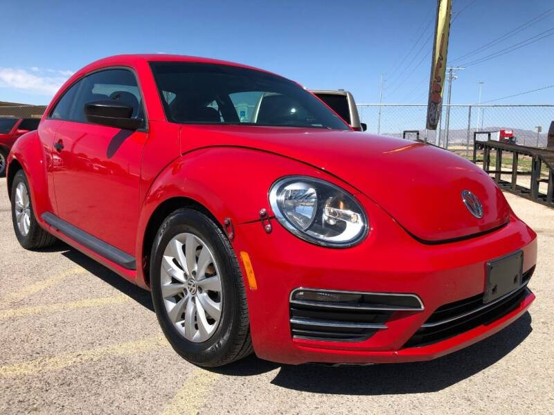 2013 Volkswagen Beetle for sale at Eastside Auto Sales in El Paso TX