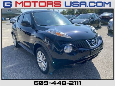 2013 Nissan JUKE for sale at G Motors in Monroe NJ