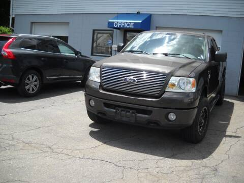 2006 Ford F-150 for sale at Best Wheels Imports in Johnston RI