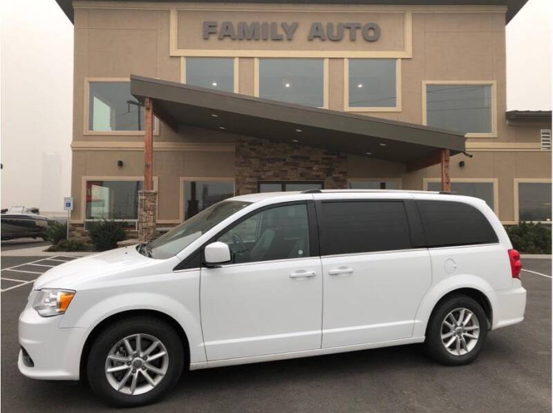 2019 Dodge Grand Caravan for sale at Moses Lake Family Auto Center in Moses Lake WA
