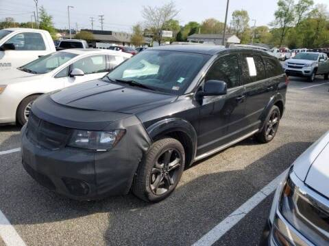 2018 Dodge Journey for sale at Strosnider Chevrolet in Hopewell VA