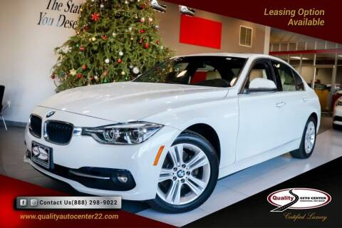 2018 BMW 3 Series for sale at Quality Auto Center in Springfield NJ