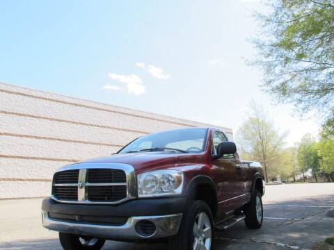 2007 Dodge Ram Pickup 1500 for sale at Best Import Auto Sales Inc. in Raleigh NC