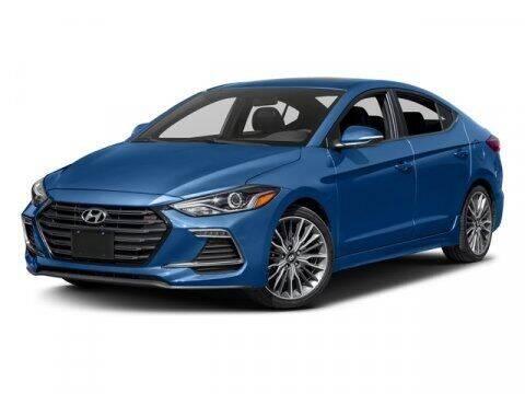 2018 Hyundai Elantra for sale at J T Auto Group in Sanford NC