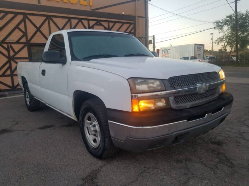 2004 Chevrolet Silverado 1500 for sale at Used Car Showcase in Phoenix AZ