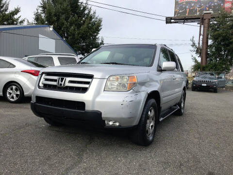 2007 Honda Pilot for sale at Autos Cost Less LLC in Lakewood WA