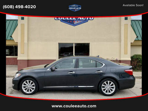 2011 Lexus LS 460 for sale at Coulee Auto in La Crosse WI