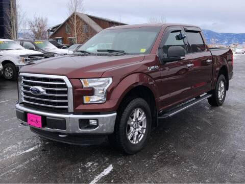 2015 Ford F-150 for sale at Snyder Motors Inc in Bozeman MT