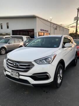 2017 Hyundai Santa Fe Sport for sale at H&R Auto Motors in San Antonio TX