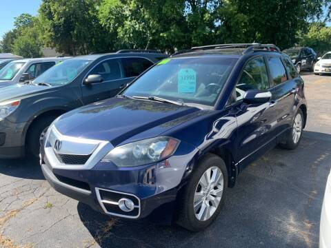 2011 Acura RDX for sale at PAPERLAND MOTORS in Green Bay WI