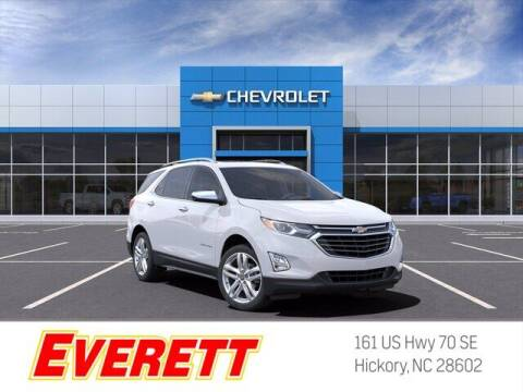 2021 Chevrolet Equinox for sale at Everett Chevrolet Buick GMC in Hickory NC