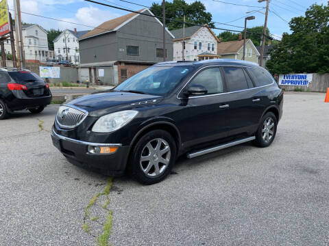 2010 Buick Enclave for sale at Capital Auto Sales in Providence RI