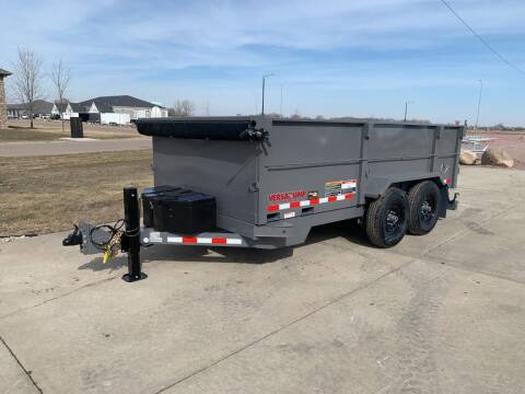 "2021 Midsota HV-14 Dump Box 36"" Sides #3382 for sale at Prairie Wind Trailers, LLC in Harrisburg SD"