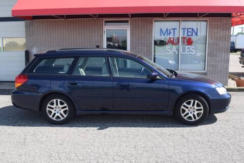 2007 Subaru Legacy for sale at Mitten Auto Sales in Holland MI