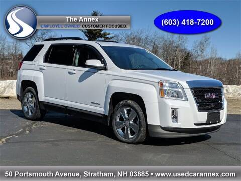 2015 GMC Terrain for sale at The Annex in Stratham NH