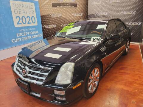2008 Cadillac STS for sale at X Drive Auto Sales Inc. in Dearborn Heights MI