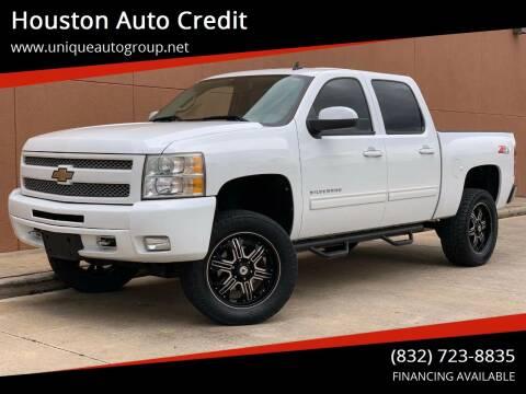 2010 Chevrolet Silverado 1500 for sale at Houston Auto Credit in Houston TX