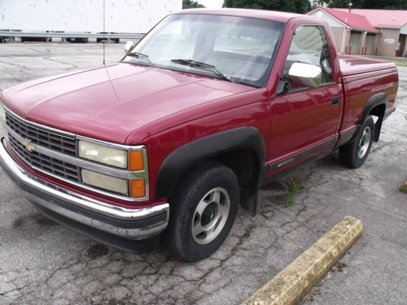 1991 Chevrolet C/K 1500 Series for sale in Bellevue, OH