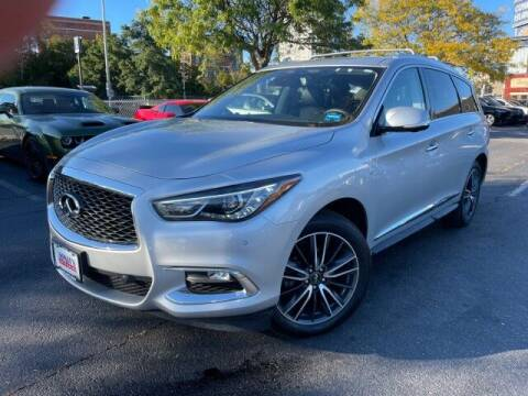 2019 Infiniti QX60 for sale at Sonias Auto Sales in Worcester MA