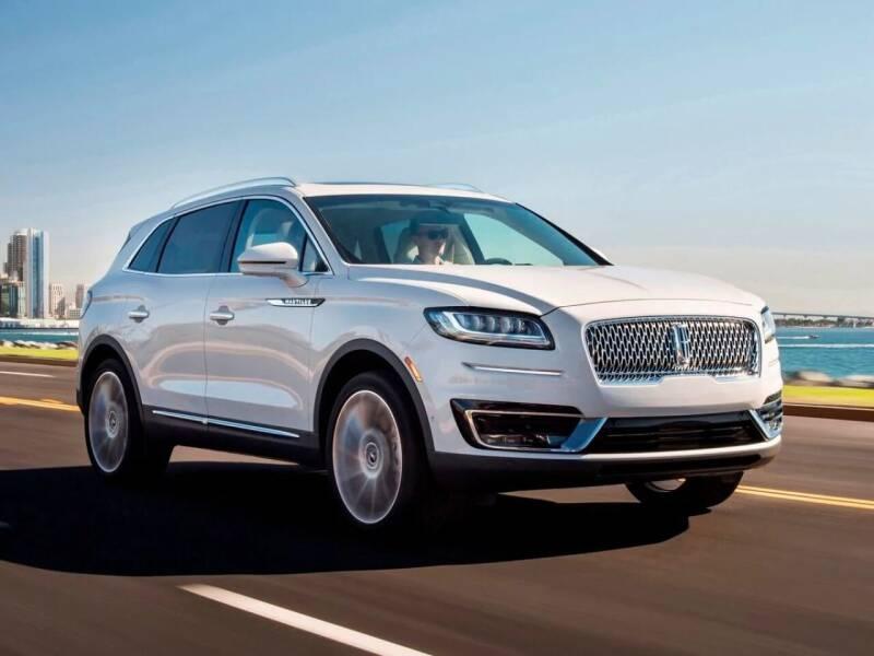 2019 Lincoln Nautilus for sale at Access Auto Direct in Baldwin NY